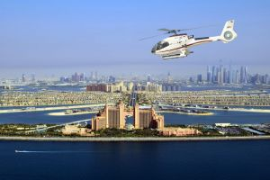 Tur cu elicopterul Dubai