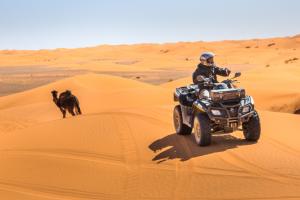 ATV QUADBIKING ONE HOUR IN DUBAI DESERT
