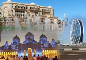 Abu Dhabi sightseeing tour - Abu Dhabi Tour