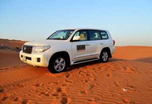 ULTIMATE DESERT SAFARI WITH VIP SERVICES